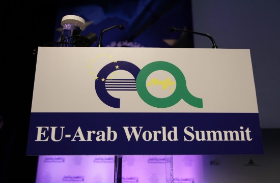 3rd EU-Arab World Summit to take place in Athens on October 29-30