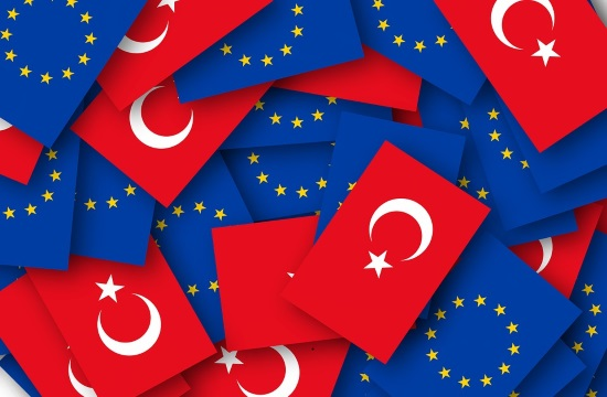 EU VP Schinas and Commissioner Johansson conclude migration talks in Turkey