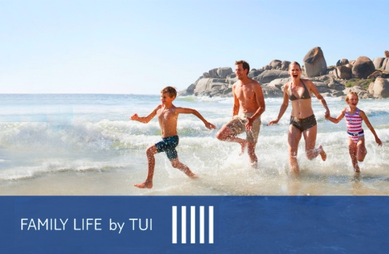 TUI: New Family Life hotels to open on Greek islands