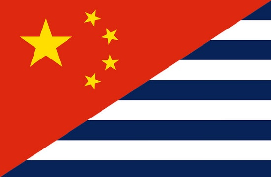 Strong Chinese interest in the Greek market