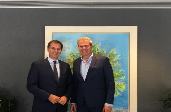 Dimitris Fragakis is the new Secretary General of Greek National Tourism Organization