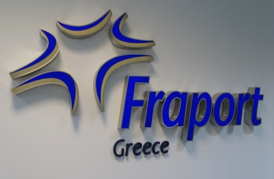 Higher turnover and passenger numbers for Fraport Greece in H1 2018