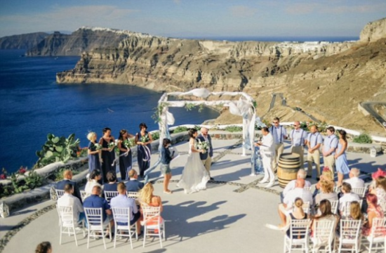 New deal to boost wedding tourism in Greece and Cyprus