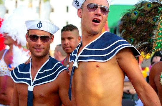 Elia Beach in Myconos among the World's Best Gay Beaches for 2016