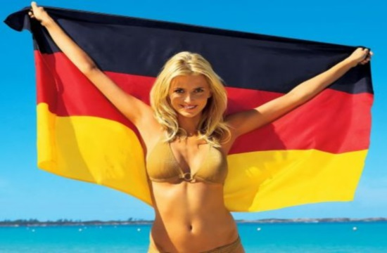 Gfk market data: Germans' summer bookings for Greece up by 67% for 2017
