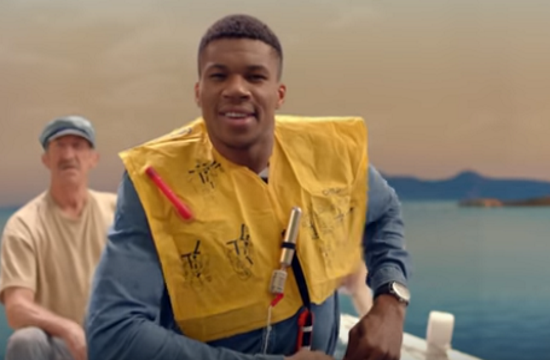 Giannis Antetokounmpo stars in Aegean Airlines commercial (video)
