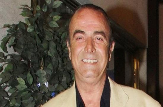 Greek actor Giorgos Vasiliou passes away, at the age of 66