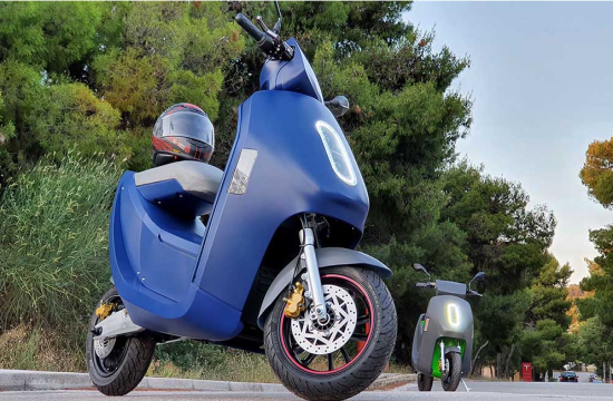 Greek electric scooter to be available by the summer of 2021
