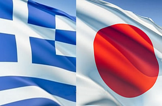 Japanese ambassador's statement on new possible partnerships with Greece