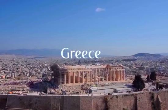 Greece through the eyes of Emirates