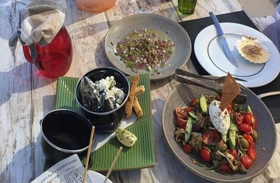 Greek International Food Market satisfies demand for Virtual Experiences