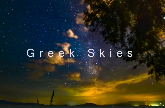 """Greek Skies"" video wins Hollywood award and Los Angeles festival distinction"