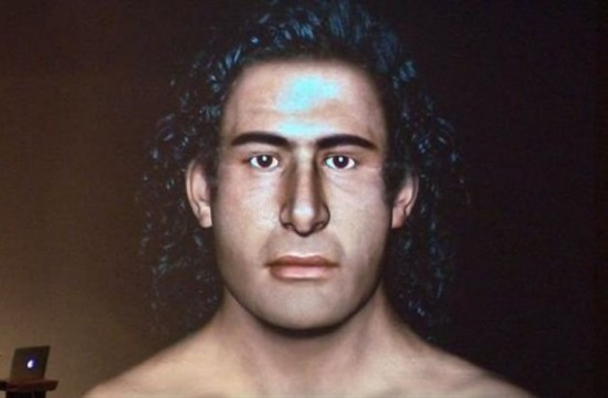 """This is the face of mysterious Greek """"Griffin warrior"""" from ancient Pylos"""