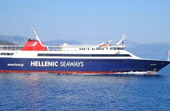 Hellenic Seaways expected to post EBITDA near €20 million mark for 2017