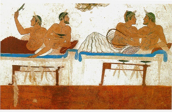 Homosexuality in ancient greece myth