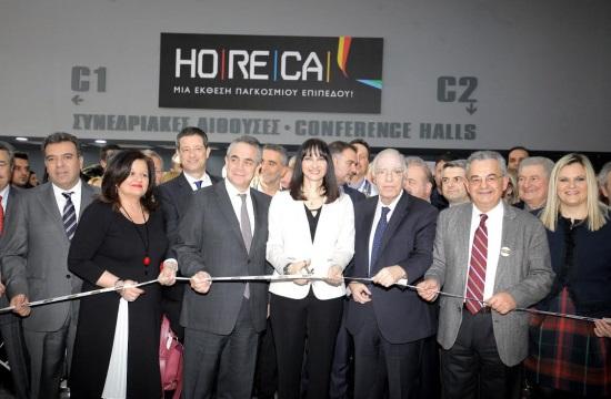 More than 100,000 professionals visit HORECA (video)