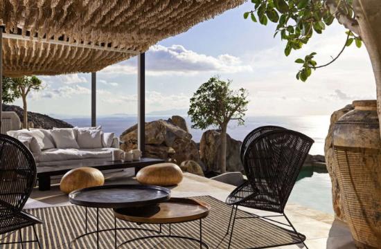 Ultra Luxury hotel Panoptis Escape to open in Greek island of Mykonos