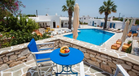 Tornos News | Hotel News Now: Hope for better days in Greek tourism
