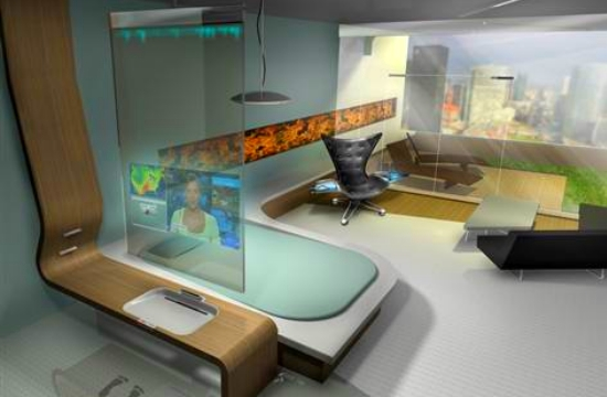Ehotelier: The hotel room of the future