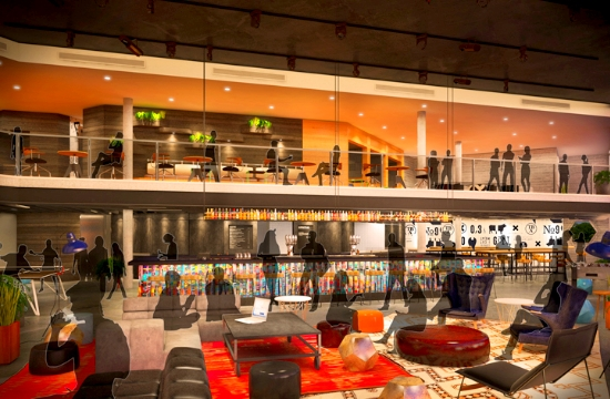 New trends in hotel design: How will lobbies, public and indoor places look in 2017