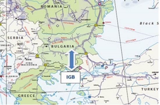 Interconnector Greece-Bulgaria gets nod of the European Commission