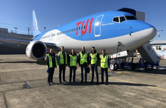 TUI adds flight capacity to guarantee customers' holidays after 737 MAX grounding