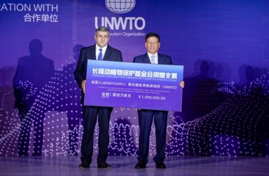 UNWTO welcomes $1 million donation to cultivate Wildlife Tourism