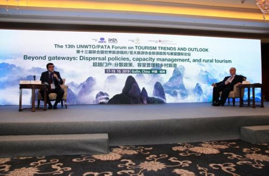 World Tourism Organization joins Asia-Pacific sector leaders in China