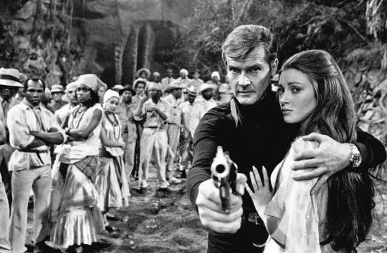 When James Bond made the Greek island of Corfu famous around the world (video)