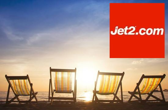 Jet2.com: 1 million seats for Greece in 2018