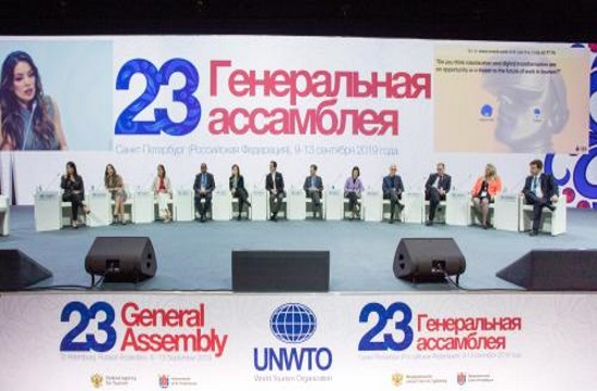 23rd UNWTO General Assembly: Tourism has 'life-changing potential'