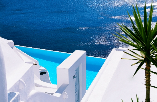 Travel+Leisure: The world's 15 most romantic hotels - two in Greece