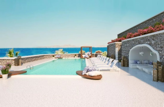 Two Greek island hotels among the Leading Hotels of the World