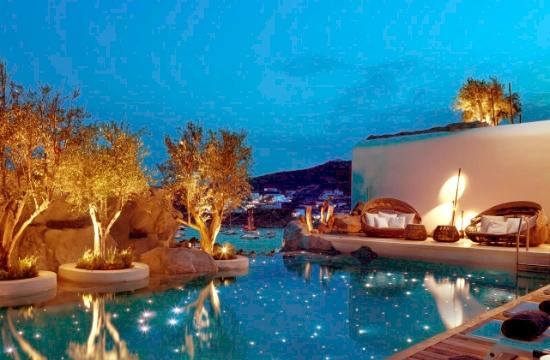 Conde Nast Traveler: The 5 best new hotels in Mykonos in 2017