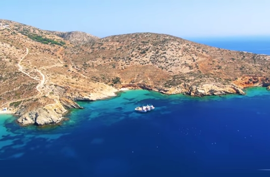Time Magazine: Greek Cyclades Islands third best place to relax in 2018