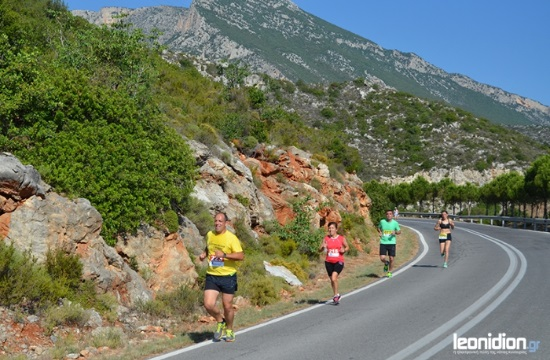 Sport Tourism: Tyros Run on May 27th 2018 in Arcadia (video)