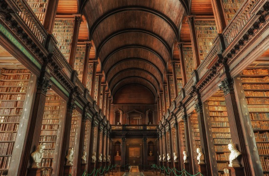The world's 15 most impressive libraries