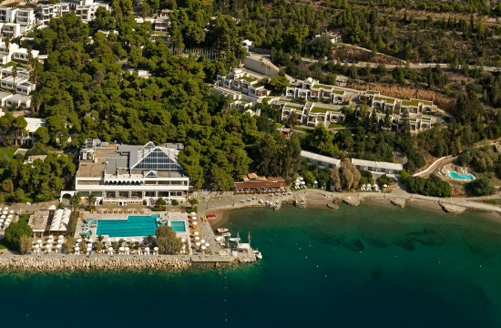 "Opening on Thursday for Wyndham's two new  ""hotel gems"" in Loutraki"