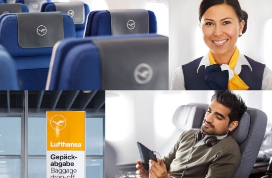 Lufthansa officially unveils its new livery (video)