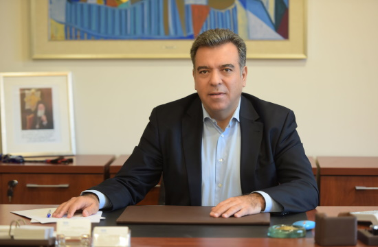 Deputy Tourism Minister Manos Konsolas: Uniform rules will give Greece a strong brand as tourist destination