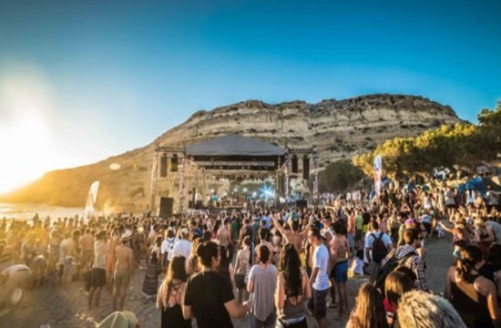Matala Festival 2017: A musical journey in the years of the hippies in Crete
