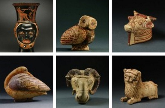 Greek Ministry of Culture in contact with Greek-American New York DA on looted antiquities