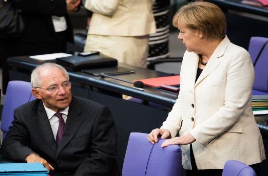 German FM calls for Greek debt relief