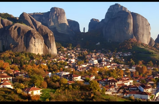 The majestic charm of Meteora in 3 minutes