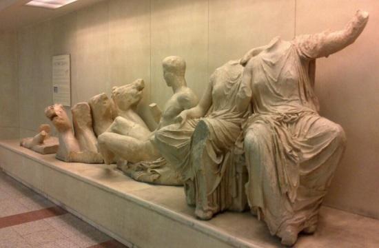 Documenta 14 horseback event to recreating Parthenon frieze scenes