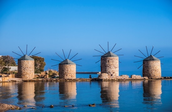 Travel Report: Chios, a wonderful and unspoiled Greek island
