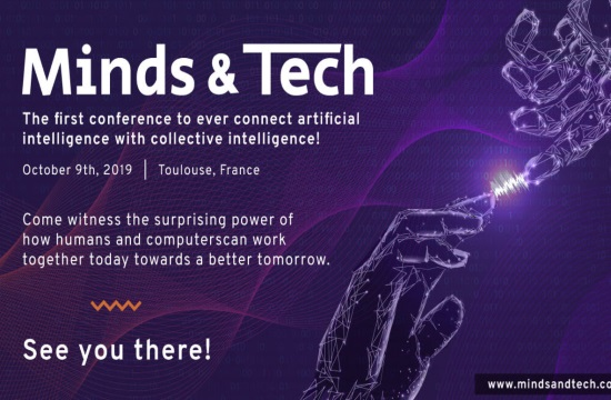 "Minds & Tech conference ""connects"" artificial and collective intelligence"