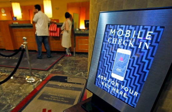 technology in hotel industry