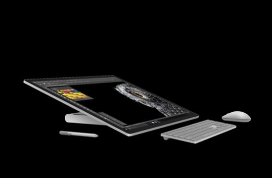 Microsoft Unveils Desktop PC Digital Drafting Table U201cSurface Studiou201d (video)