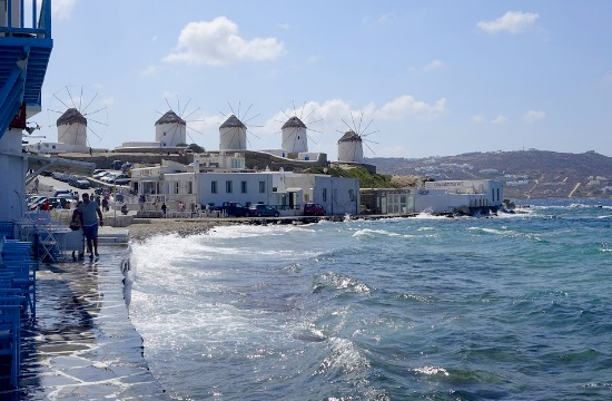 Guardian: Mykonos and Santorini among 10 classic European islands on a budget